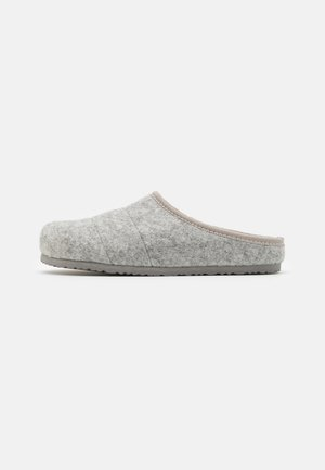 UNISEX - Slippers - grey