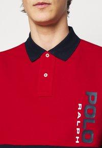Polo Ralph Lauren - BASIC - Piké - red/multi - 4