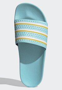 adidas Originals - ADILETTE SLIDES - Pantoffels - blue - 2