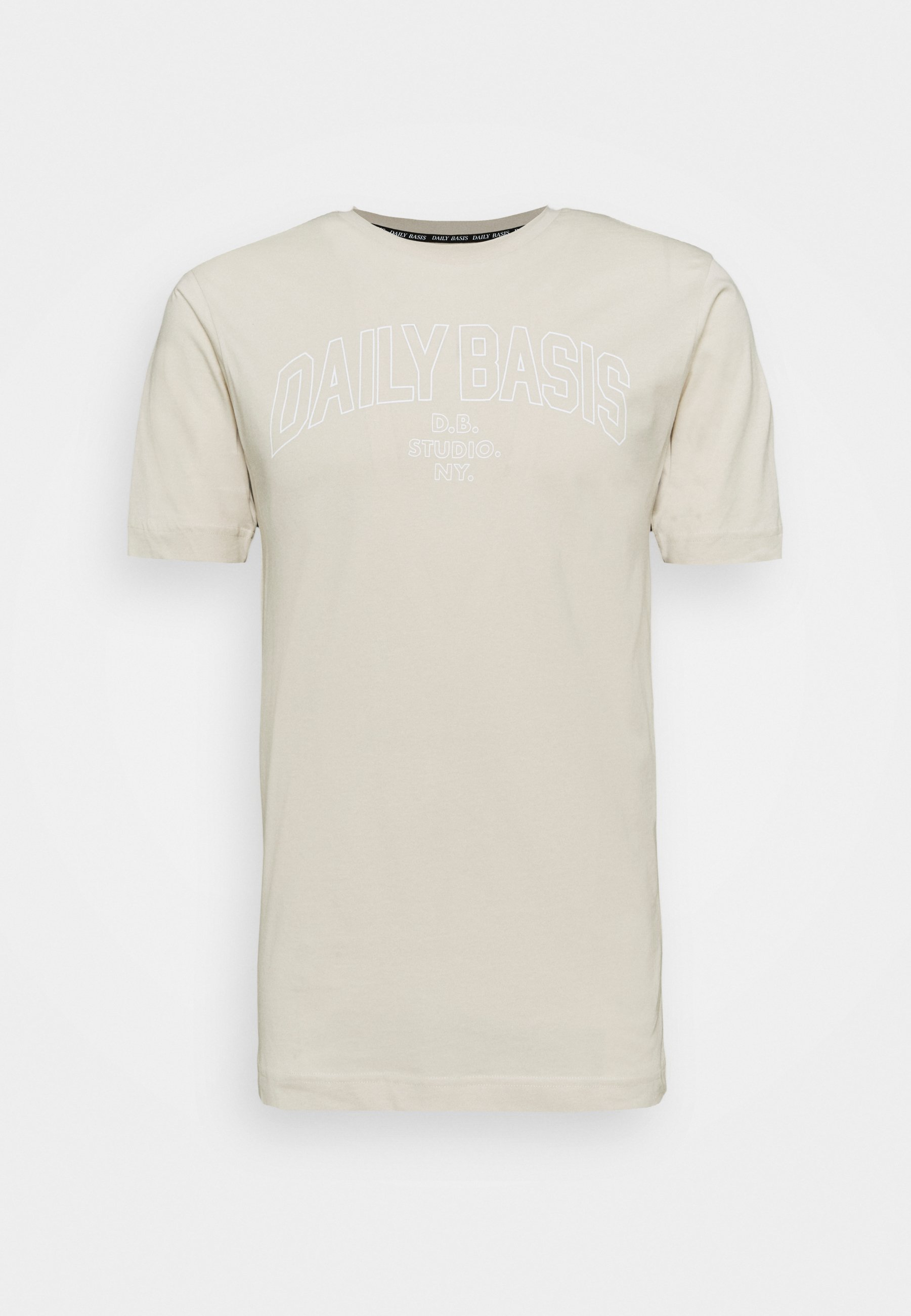 Damen DAILY COLLEGE TEE UNISEX - T-Shirt print