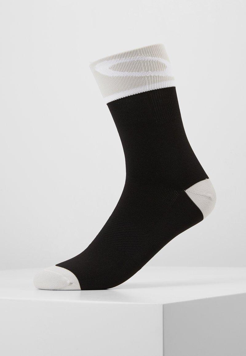 Oakley - SOCKS - Sportsocken - black