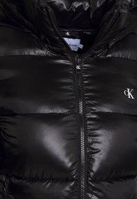 Calvin Klein Jeans - SHINY PUFFER - Winterjas - black - 2