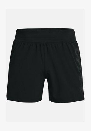 SPEEDPOCKET  - Korte sportsbukser - black