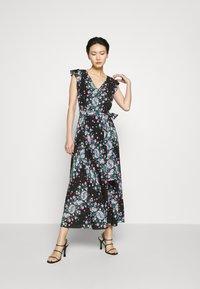 Diane von Furstenberg - ISLA - Denní šaty - lilac/black - 1