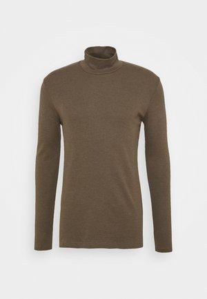 MERKUR - Long sleeved top - shitake