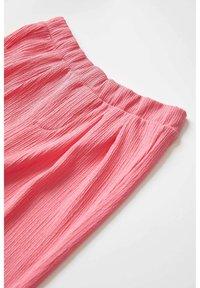 DeFacto - Spodnie materiałowe - pink - 2