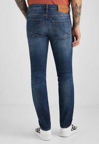 Baldessarini - Slim fit jeans - blue used buffies - 2