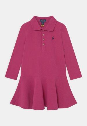 DRESS - Freizeitkleid - vibrant pink heather