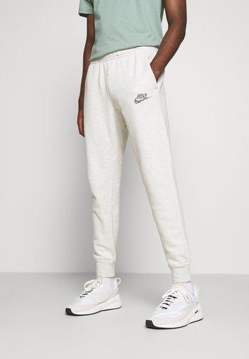 Pantaloni sportivi - multicolor/white