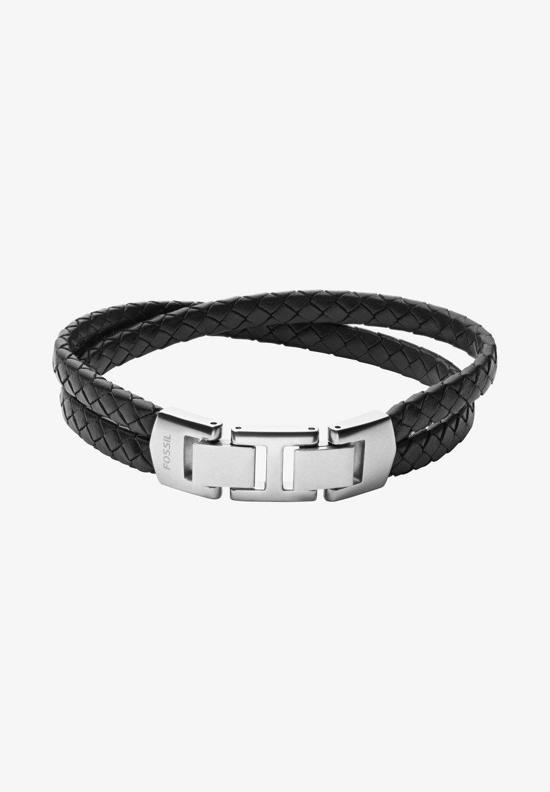Fossil - Bracelet - schwarz