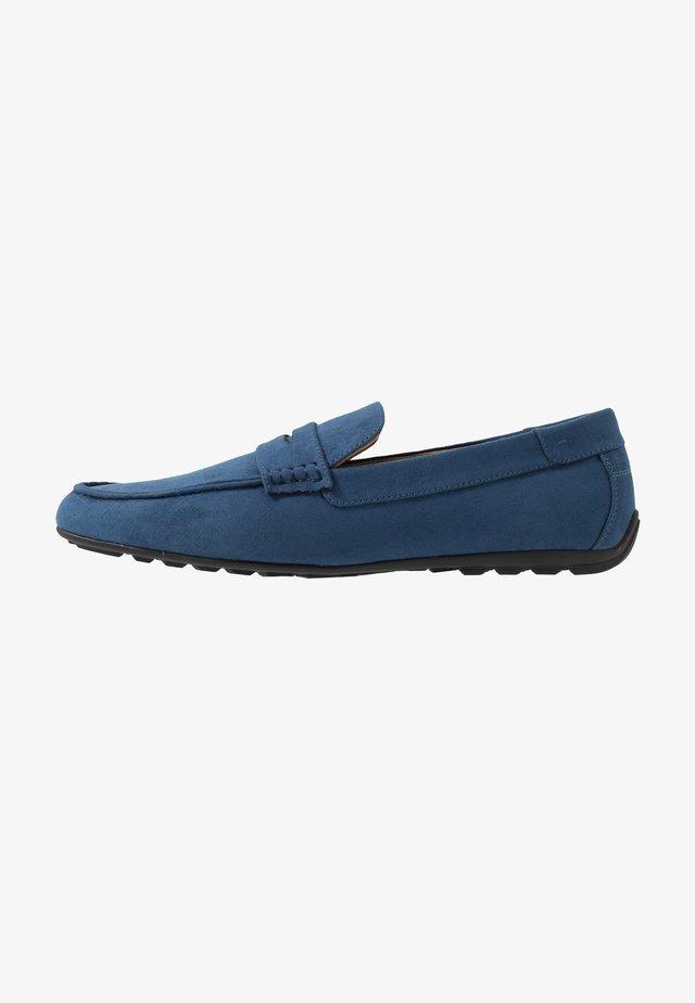 Slip-ins - dark blue