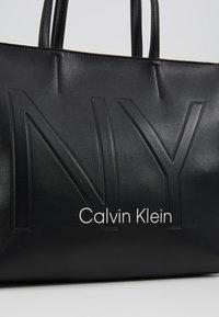 Calvin Klein - MUST - Shopping Bag - black - 6