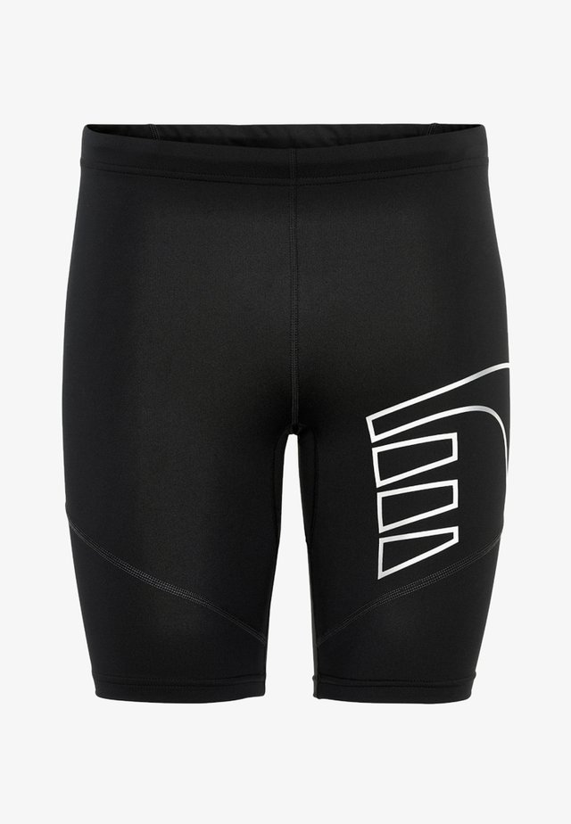 BASE SPRINTERS - Leggings - black