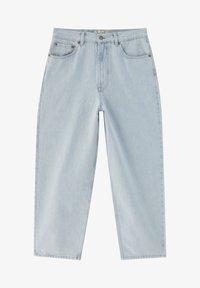 PULL&BEAR - Relaxed fit jeans - light-blue denim - 5