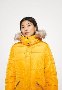 Esprit - JACKET - Winter jacket - brass yellow - 5