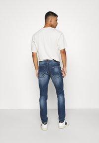 Kings Will Dream - PARIS  - Slim fit jeans - mid blue wash - 2