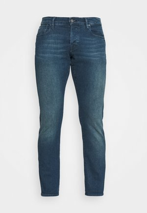 WAVES - Slim fit jeans - blue denim