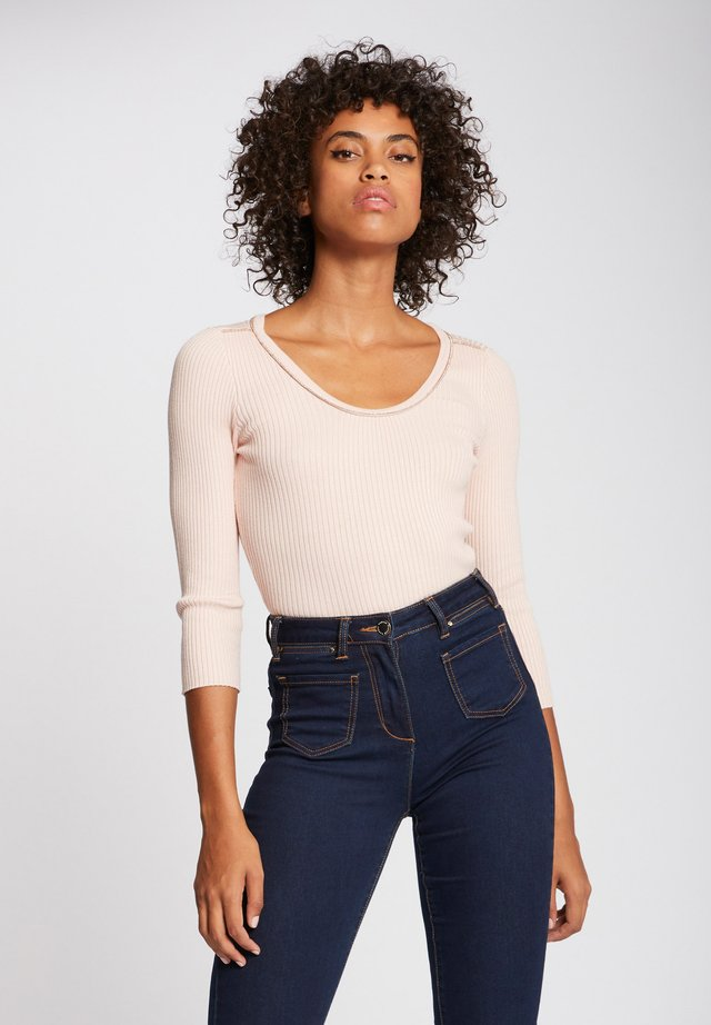 3/4-LENGTH SLEEVES  - Maglione - pink