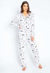 PJ Salvage - Pyjamas - off-white - 1