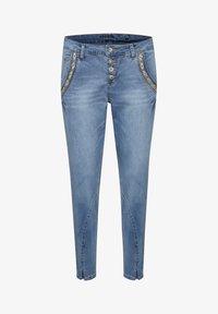 Cream - CRHOLLY - Slim fit jeans - light blue denim - 4