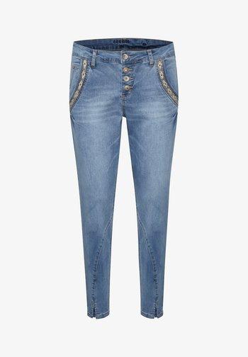 CRHOLLY - Slim fit jeans - light blue denim