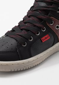 Kickers - LOWELL - Sneakers hoog - other black - 2