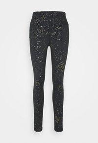 L'urv - STARS ALIGN LEGGING - Legging - black - 3