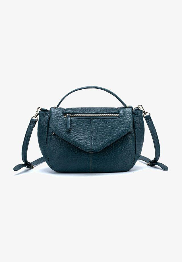 Handbag - bleu gris