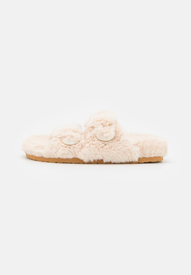 AROUND - Slippers - ivory