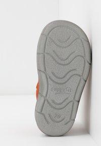 Superfit - ULLI - Classic ankle boots - rot/hellgrau - 4