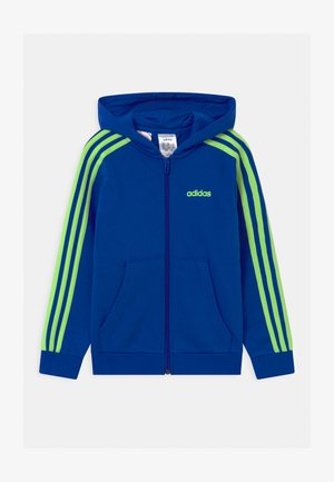 UNISEX - Sudadera con cremallera - team royal blue/signal green