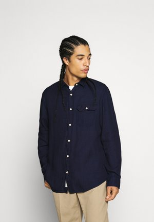 JORNICKI - Shirt - dark blue denim
