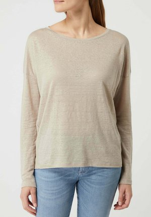 KIMMA - Long sleeved top - taupe