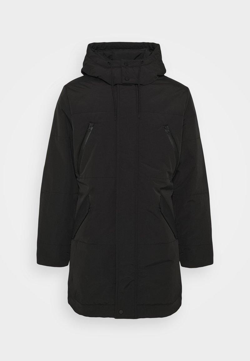 NU-IN - PUFFER JACKET - Lehká bunda - black
