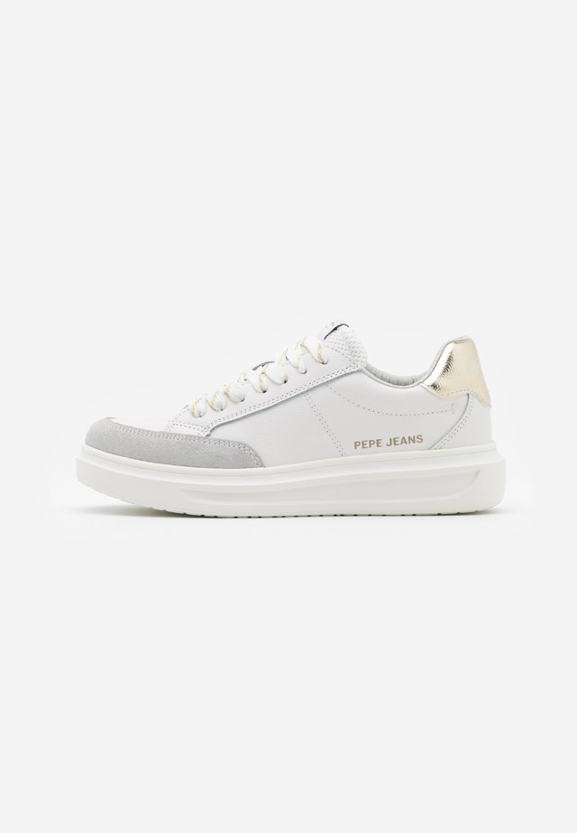 ABBEY TOP - Sneakers laag - factory white