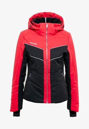 Ski jacket - magenta