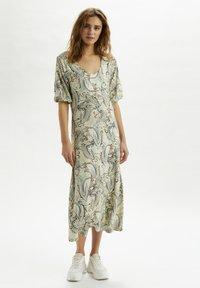 Cream - CRLULLA  - Maxi dress - desert sage paisley - 0