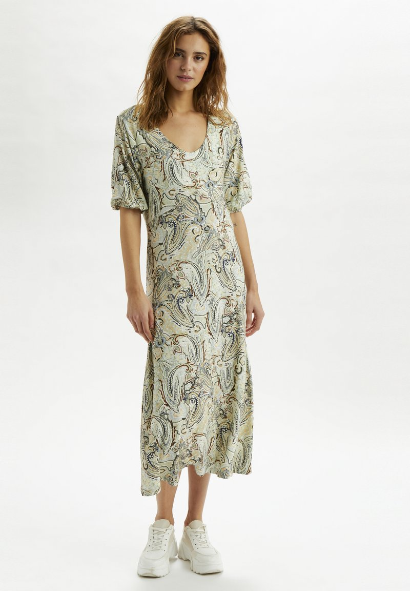 Cream - CRLULLA  - Maxi dress - desert sage paisley