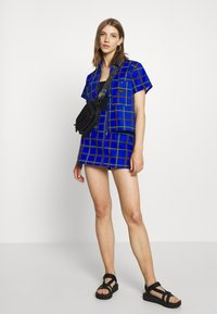 Obey Clothing - BAILEY WORK - Button-down blouse - cobalt - 1