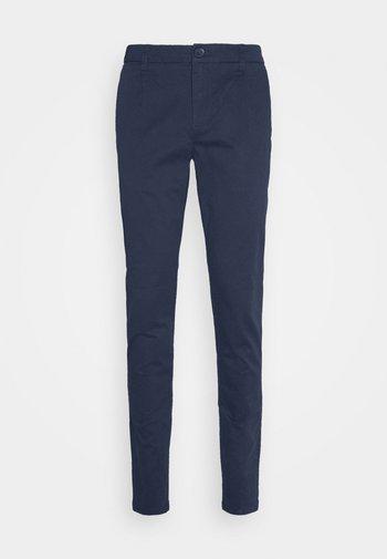 ONSCAM - Chino kalhoty - dress blues