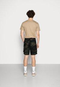 Brave Soul - RIVER - Pantaloni cargo - khaki - 2