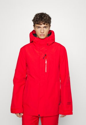 GORE TEX JACKET - Snowboard jacket - red