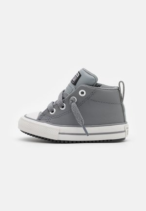 CHUCK TAYLOR ALL STAR STREE MID UNISEX - High-top trainers - mason/black/pale putty