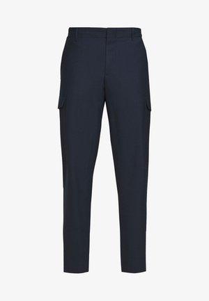 SASHA CARGO ACTIVE - Pantaloni - mid blue
