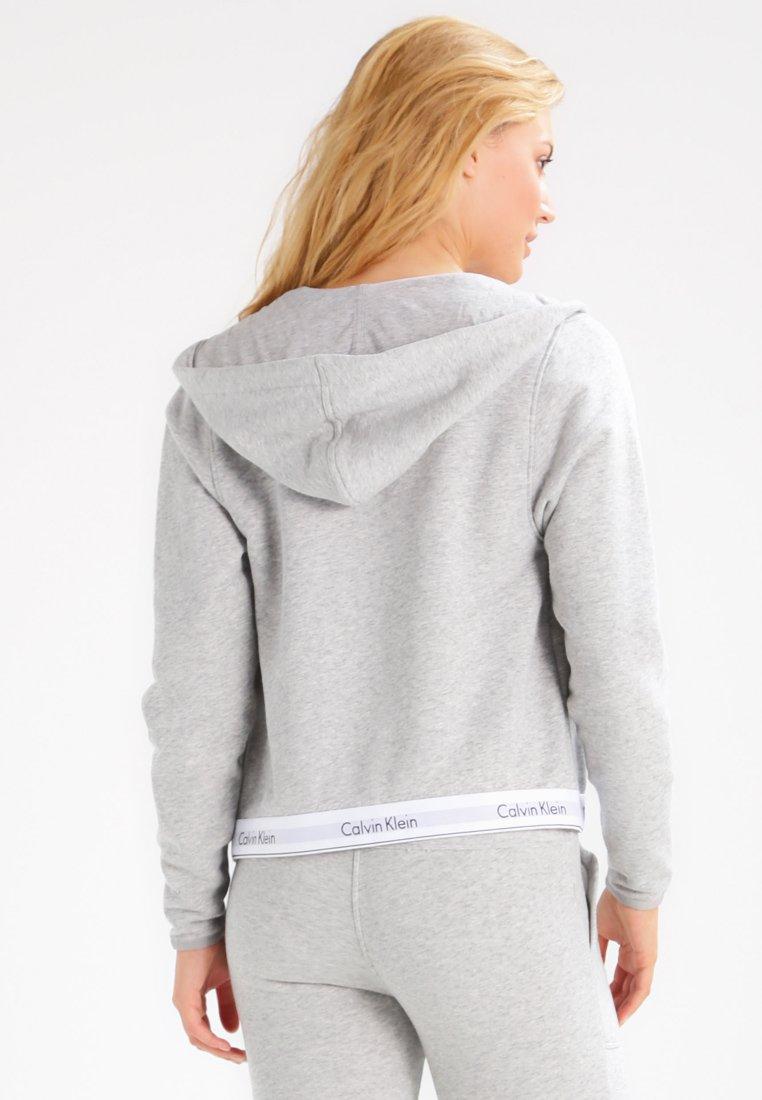 Donna MODERN LOUNGE FULL ZIP HOODIE - Maglia del pigiama
