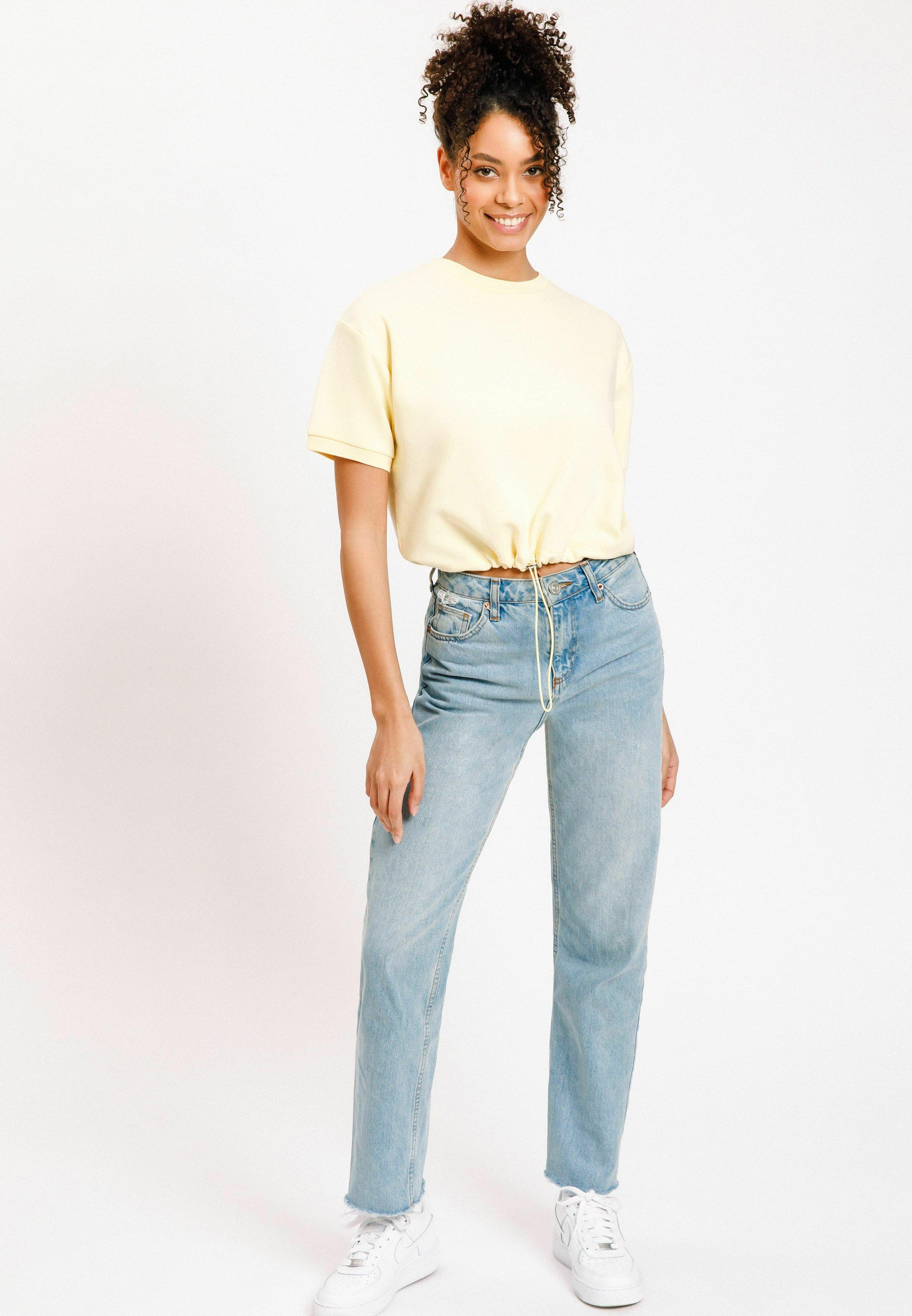 Mujer NYC LEMON - Camiseta básica
