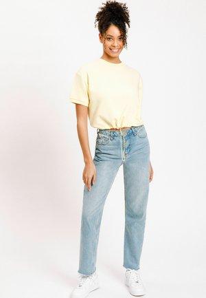 NYC LEMON - Basic T-shirt - yellow
