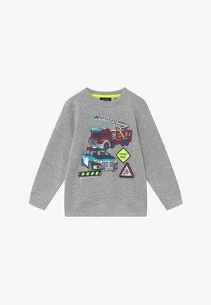 KIDS DIGGER TRUCK  - Sweatshirt - nebel