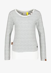 alife & kickin - Print T-shirt - pearl - 5