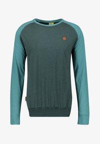 alife & kickin - SAMMYAK - Long sleeved top - emerald - 5